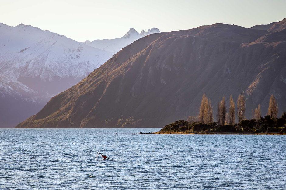 Bremner Bay. Wanaka