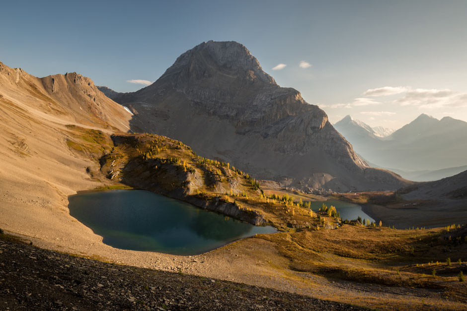 Information about hiking Smutwood peak in Kananaskis Country