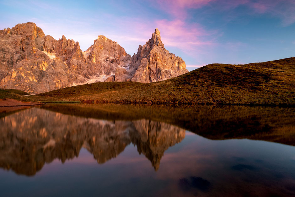 Best Photography Spots in the Italian Dolomites - Baita G. Segantini