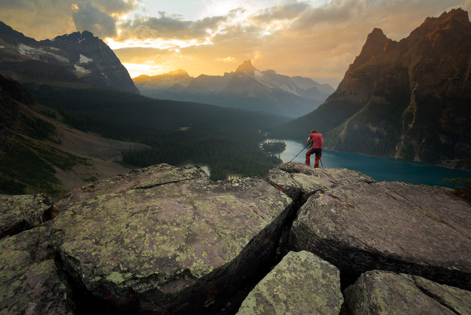 The Opabin Prospect - A multi-day hiking and photography guide to Lake O'Hara