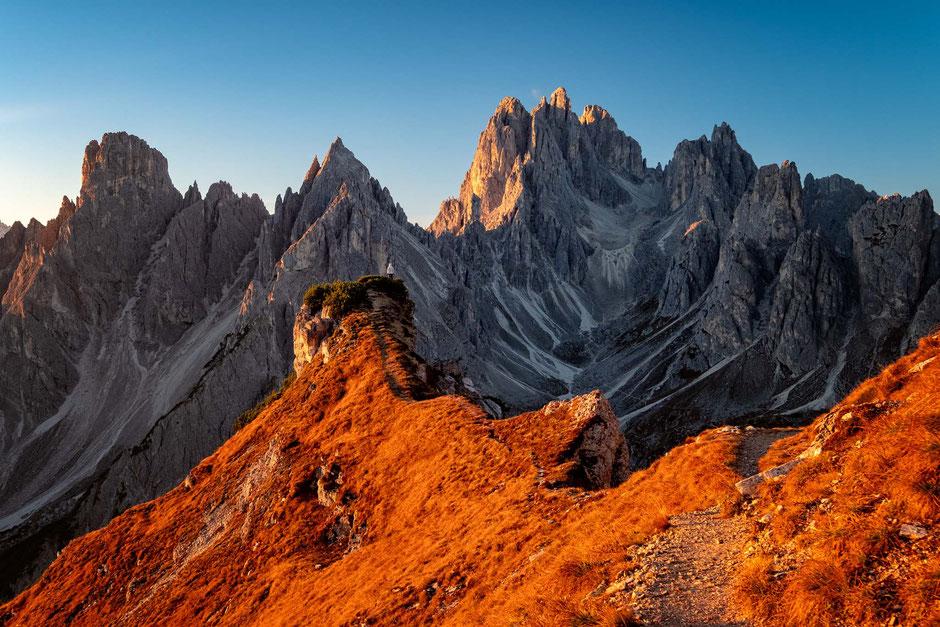 Cima Cadin, Tre Cime National Park, Italian Dolomites