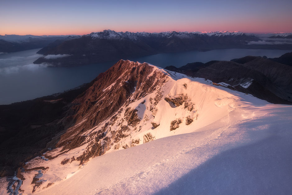 Best photography spots in Queenstown: Ben Lomond Summit