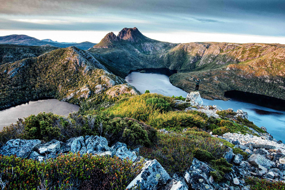 Mount Campbell, Cradle Mountain National Park, Tasmania