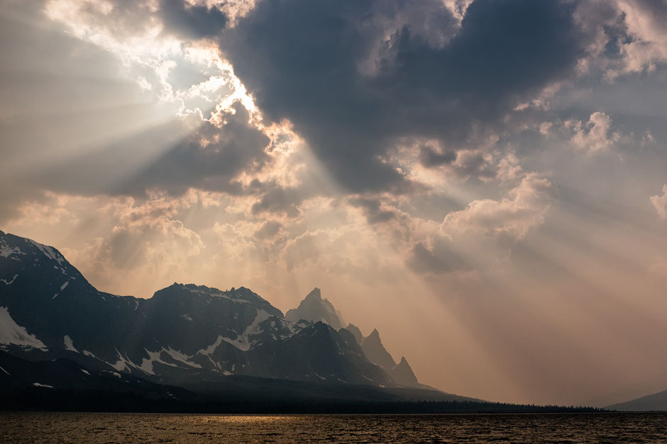 Tonquin Valley.  Best photography spots in Jasper National Park