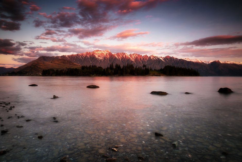Best photography spots in Queenstown: Queenstown Gardens