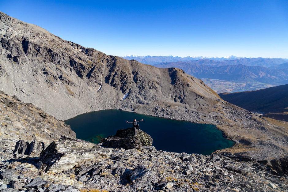 Lake Alta, New Zealand