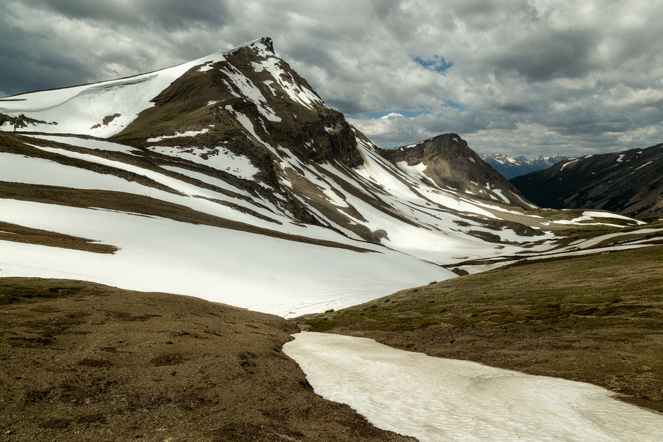 The Big Shovel Pass - A backpacking guide to the Skyline Trail in Jasper National Park