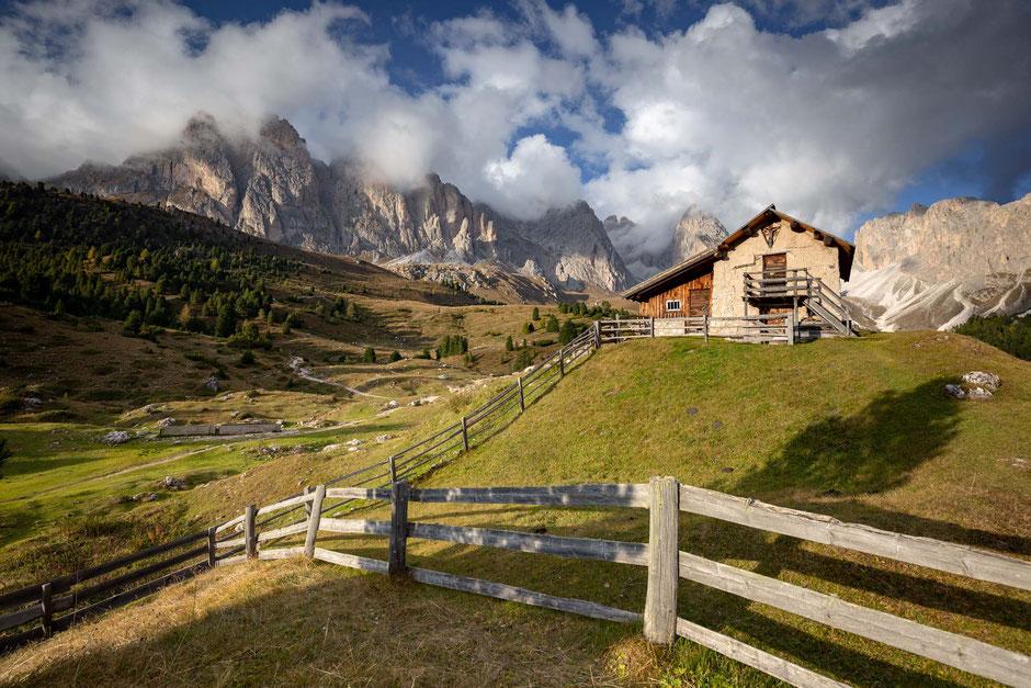 Rifugio Firenze, Puez Odle Nature Park