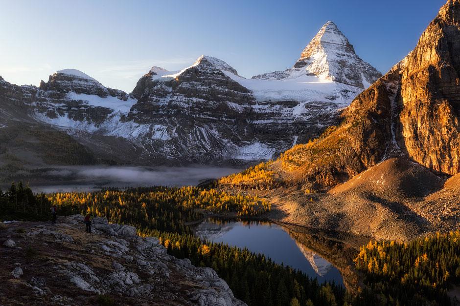 Mount Assiniboine Provincial Park, Canada