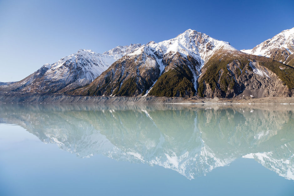 Guide to hiking in Mount Cook National Park