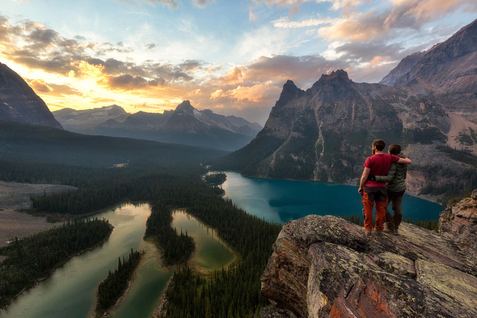 ten of my personal favorite day hikes in the canadian rockies in a