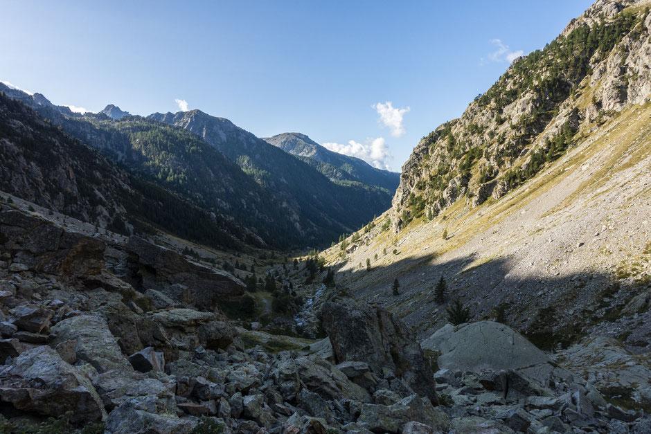 randonnée mercantour sommet