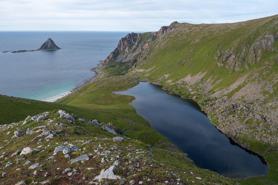 voyager en norvege en van