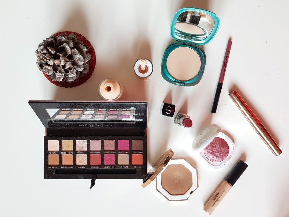 maquillage automne blog beaute