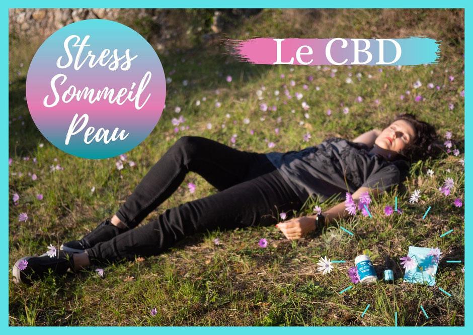 molecule de chanvre CBD sommeil