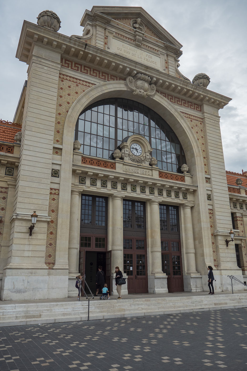 gare du sud quartier de la liberation Nice