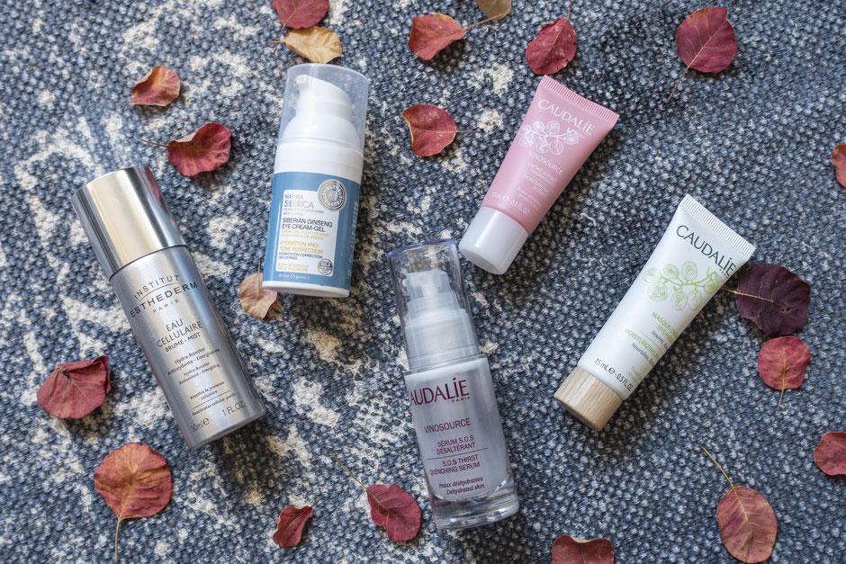 soins visage automne blog beauté