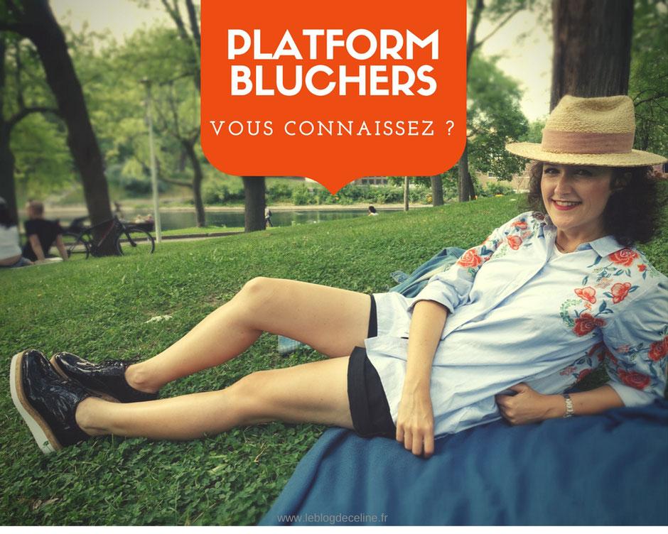 platform bluchers