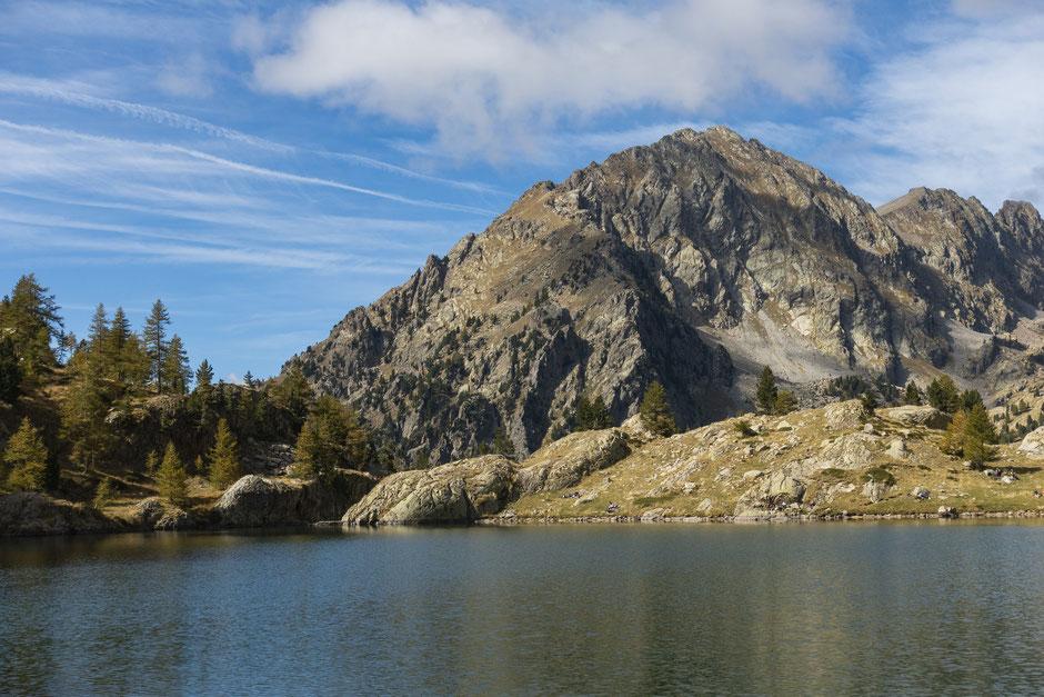 randonnée lac de trécolpas boreon