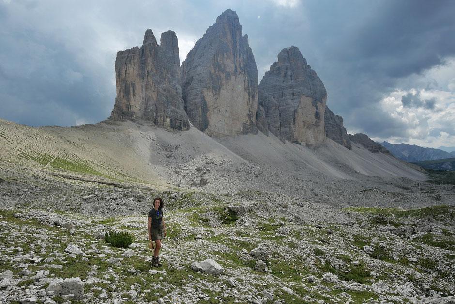 blog voyage les trois cimes dolomites