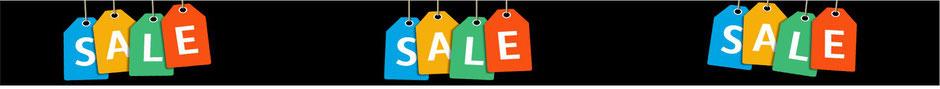 Sale - Rabatte - Aktionen