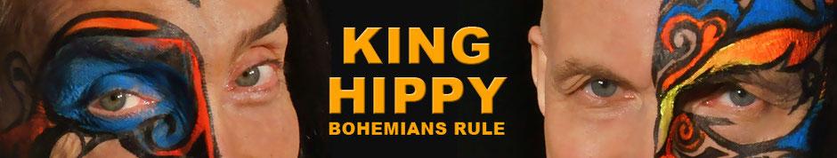 King Hippy Bohemians Rule