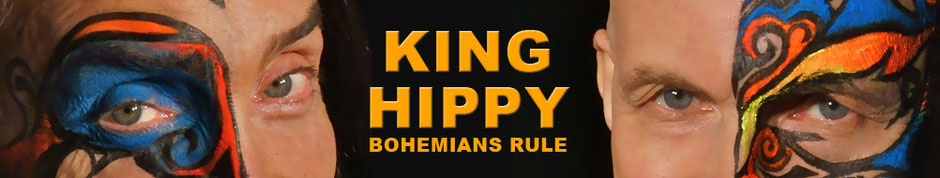 King Hippy Bohemians Rule