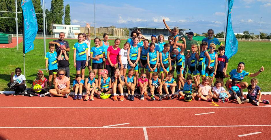 École de triathlon