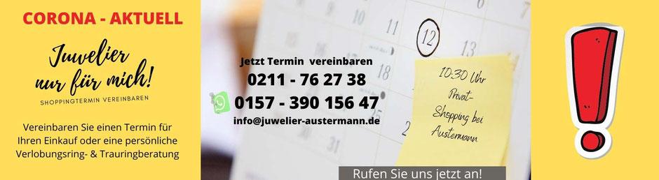 Diamantring | Verlobungsring kaufen in Düsseldorf