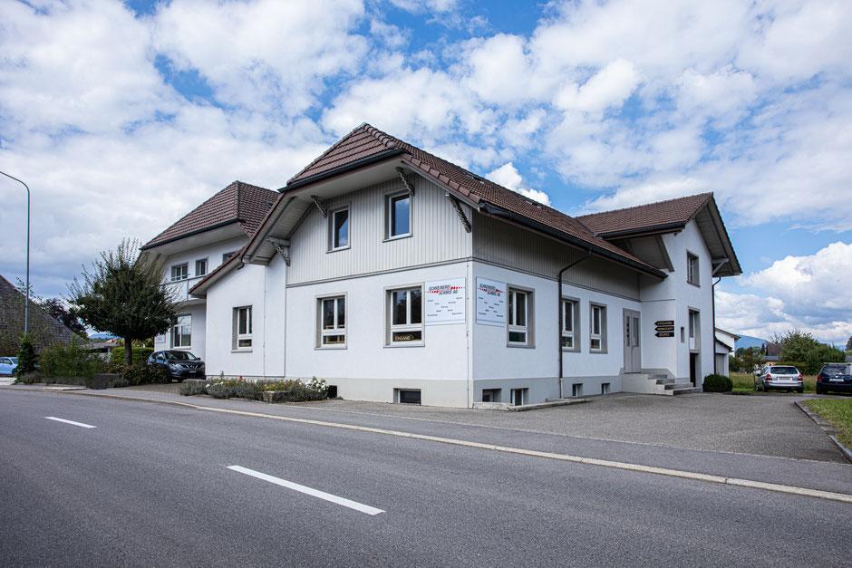 Geschichte - Schreinerei Schmid AG in Oberönz
