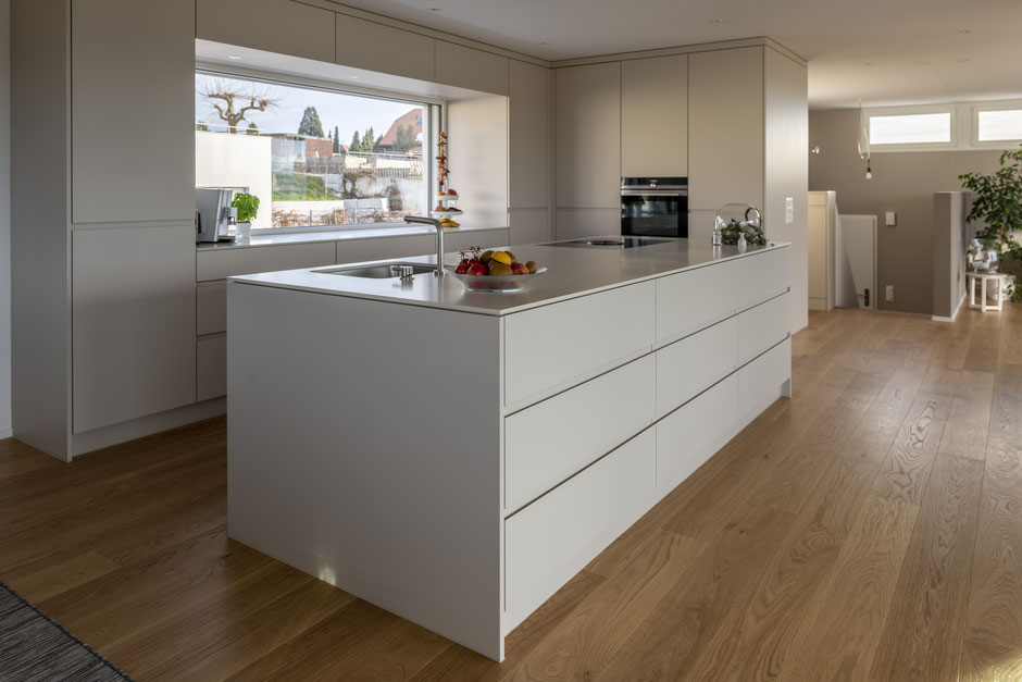 Küchenbau - Schreinerei Schmid AG in Oberönz