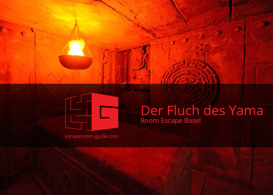 Der Fluch des Yama, Room Escape Basel