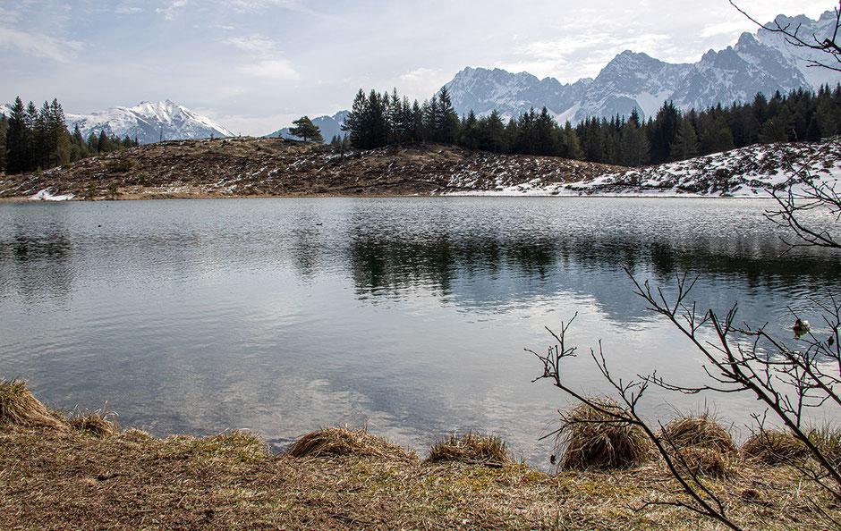Wildensee und Karwendel