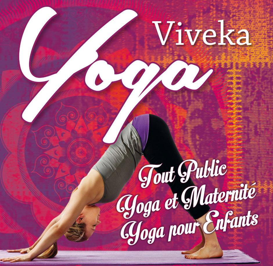 Yoga Kurse in Carcassonne Limoux. Gruppe lekionen. Yoga Muttershaft. Postnatalen yoga