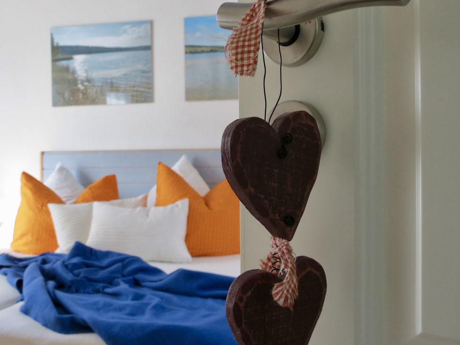 Ferienhaus mit drei Schlafzimmern, Mecklenburg am See, am Wald