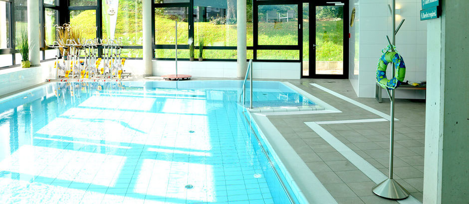 Schwimmbad Hallenbad TPZ Ibbenbüren
