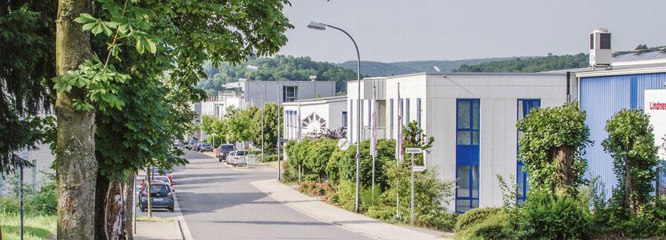 Gewerbepark Wiesenstraße Saarterassen