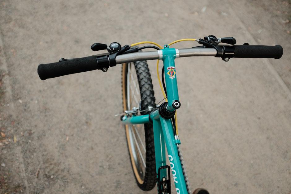 1987 Yeti Fro Russ Worley Replica version 2