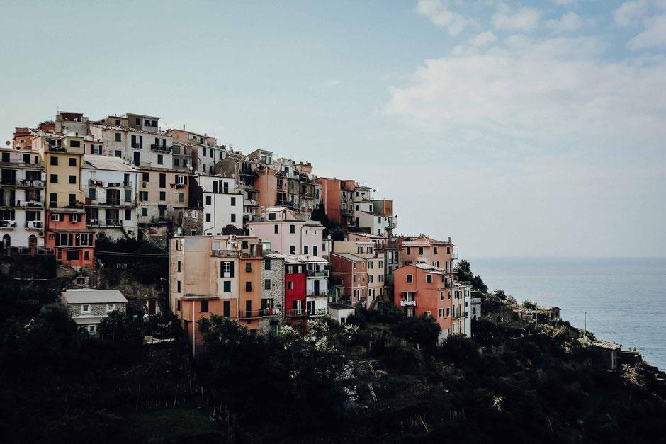 cinque terre - fotokunst online kaufen