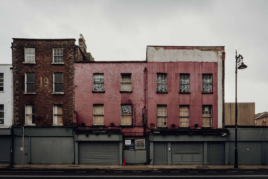 dublin squares - fotokunst online kaufen
