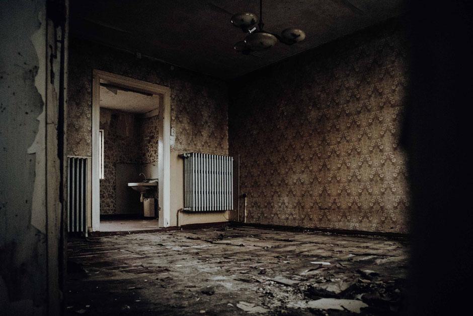 lost places - reisefotografie von kommando: kunst.