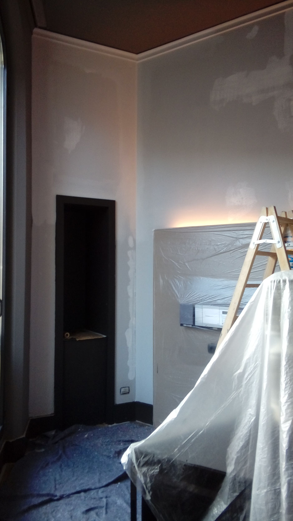 Cual es el precio de pintar un piso pintors barcelona - Cuanto cuesta pintar un piso de 100 metros ...