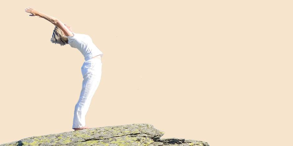Joanne Rollier - Enseignante - Yoga  et Méditation à Genève