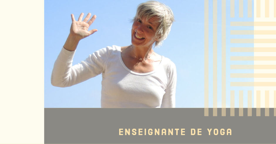 Joanne Rollier - Enseignante de yoga