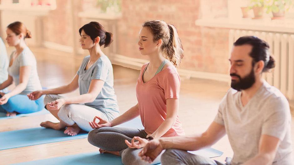 Introduction à la méditation petits groupes Genève