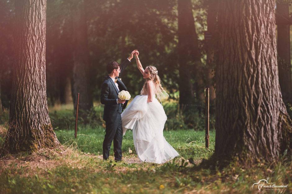 mariage ferme de saint Humbert