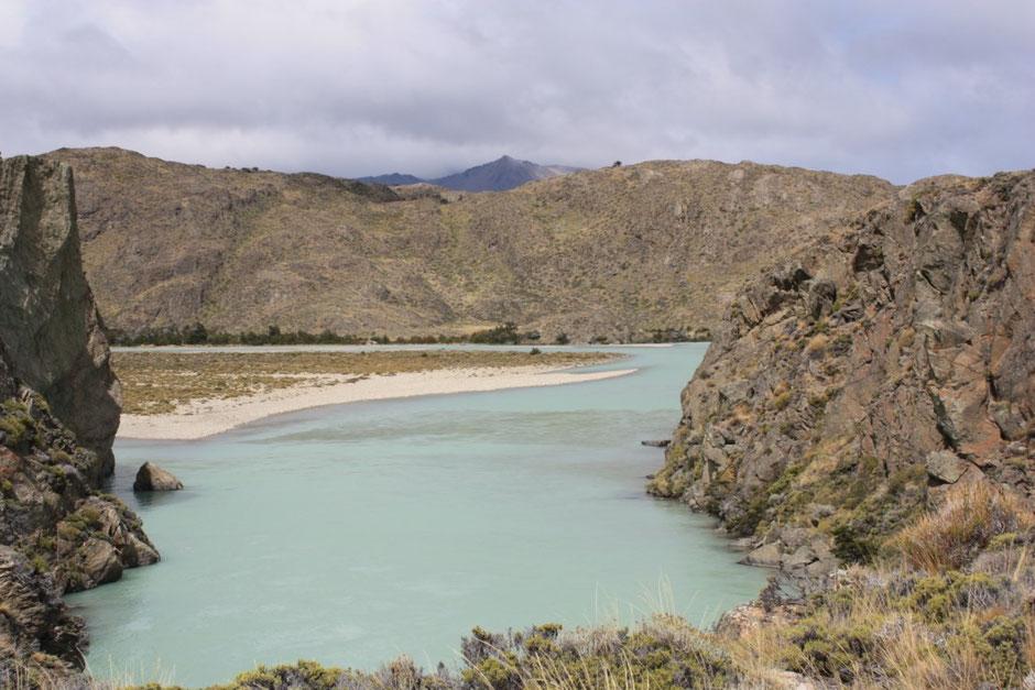 Otra vista del Río Roble