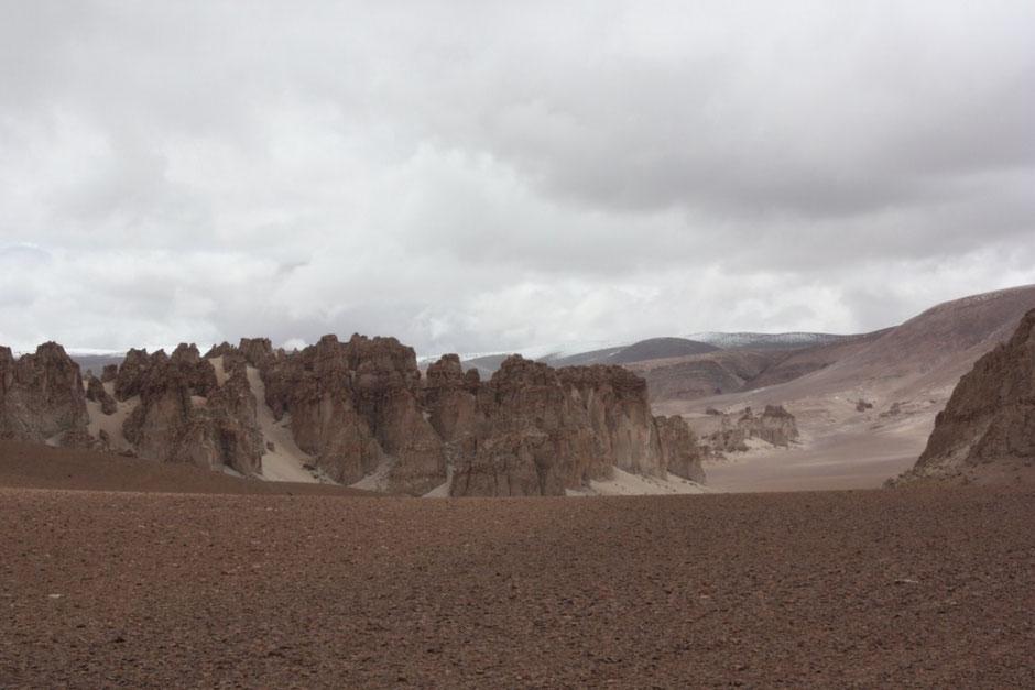 Increíbles paisajes nos hacen dudar si son de este planeta o nos hemos transportado a otro.