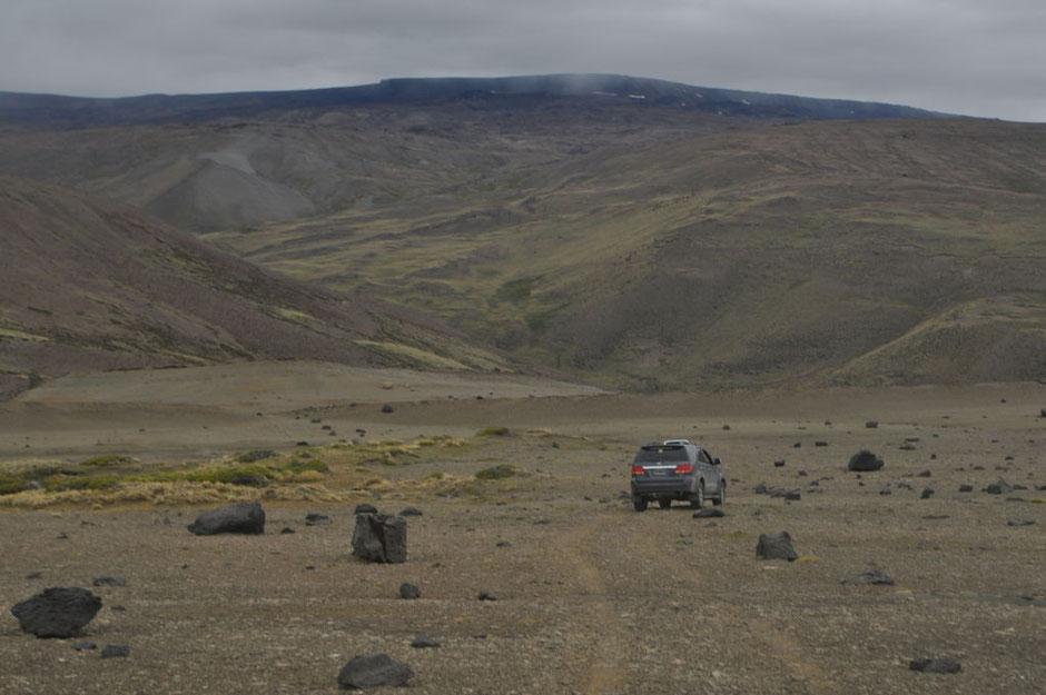 Campo de piedras
