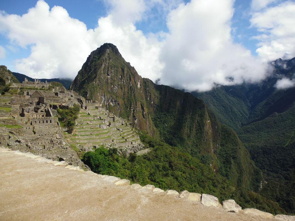 Machu Picchu, significa Montaña vieja